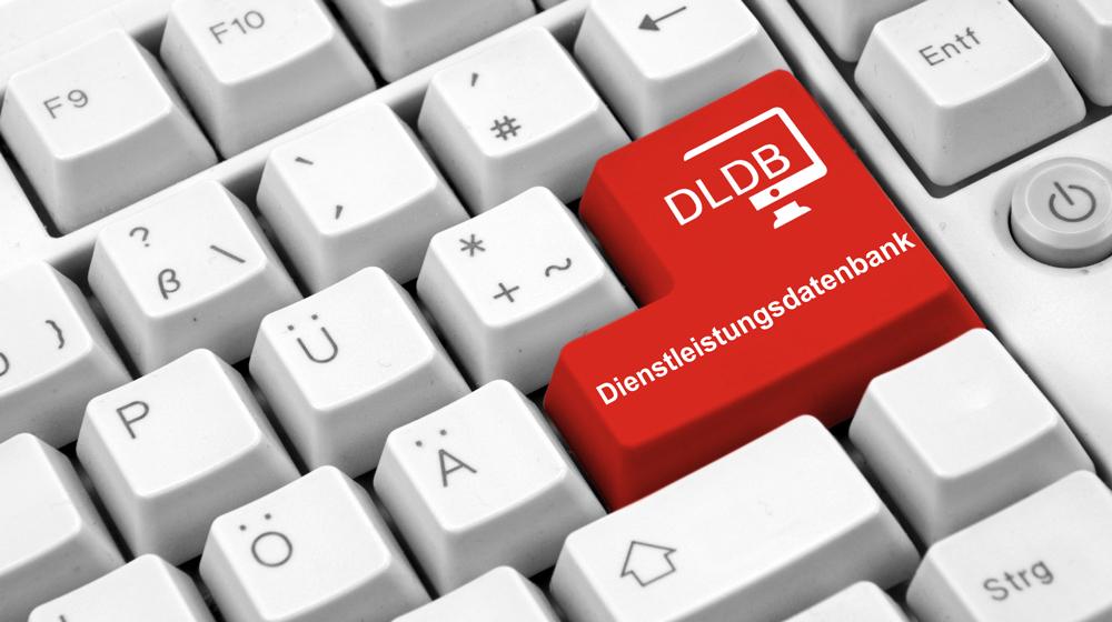 Dienstleistungsdatenbank (DLDB)