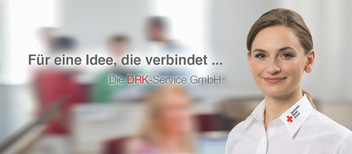 Willkommen bei der DRK-Service GmbH
