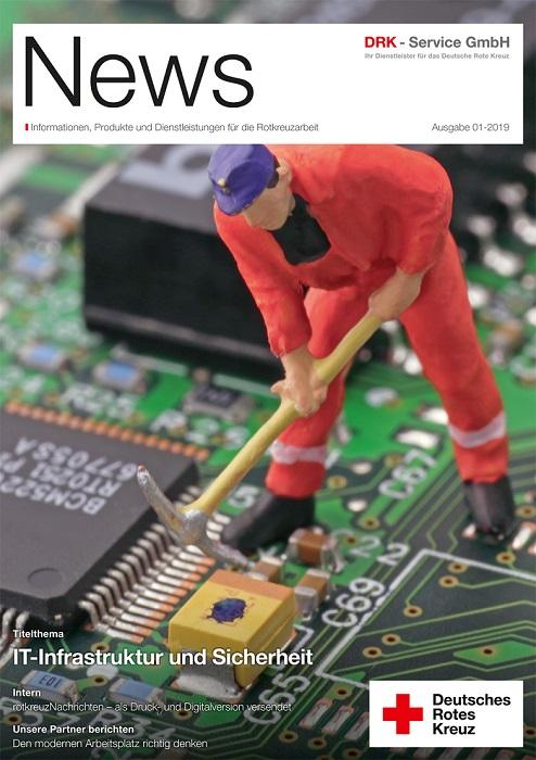 Titelthema: IT-Infrastruktur und Sicherheit