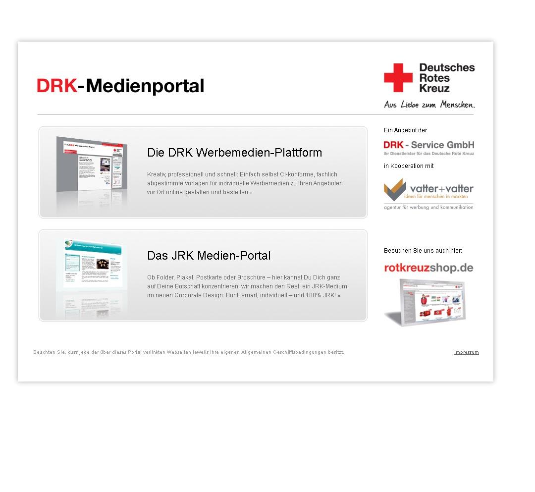 DRK-Medienportal