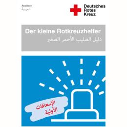 Rotkreuzhelfer in 8 Sprachen