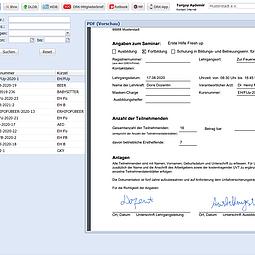 Digitale Unterschrift (DU)