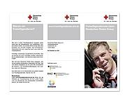 Faltblatt Freiwilligendienste