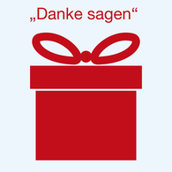 """""""Danke sagen"""" mit Geschenken"""